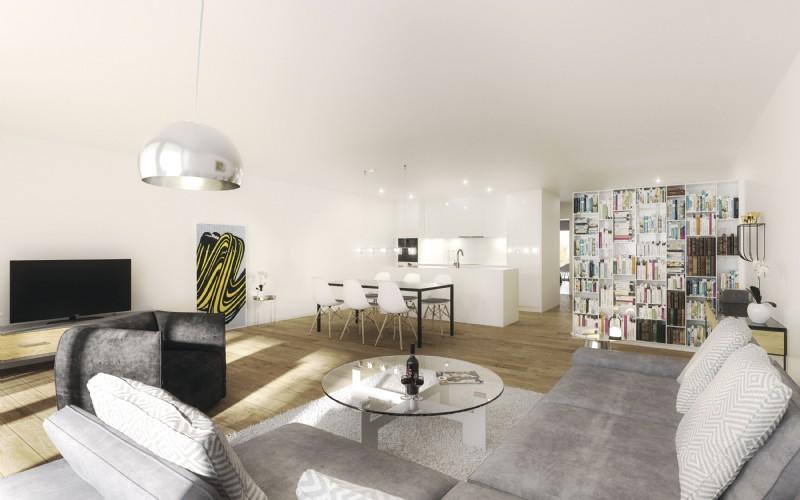 3.5-Zimmerwohnung mit Mehrwert (2. OG)
